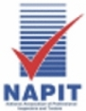 PAT Testing services accredited with NAPIT
